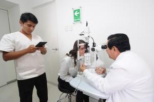 Medida de la vista | Luis Sócola Vela